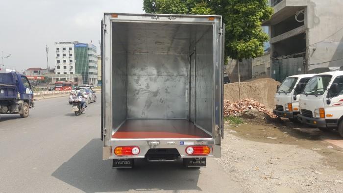 Bán xe tải 1.5 tấn thùng kín giao ngay