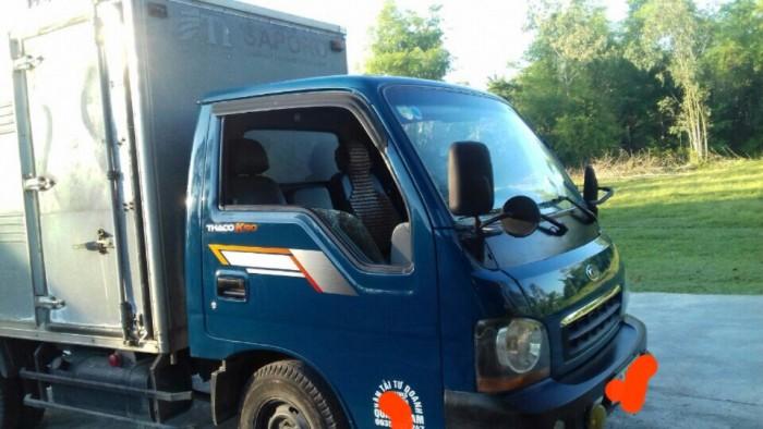 Xe tải KIA 1.25 tấn đời 2008 thùng kín