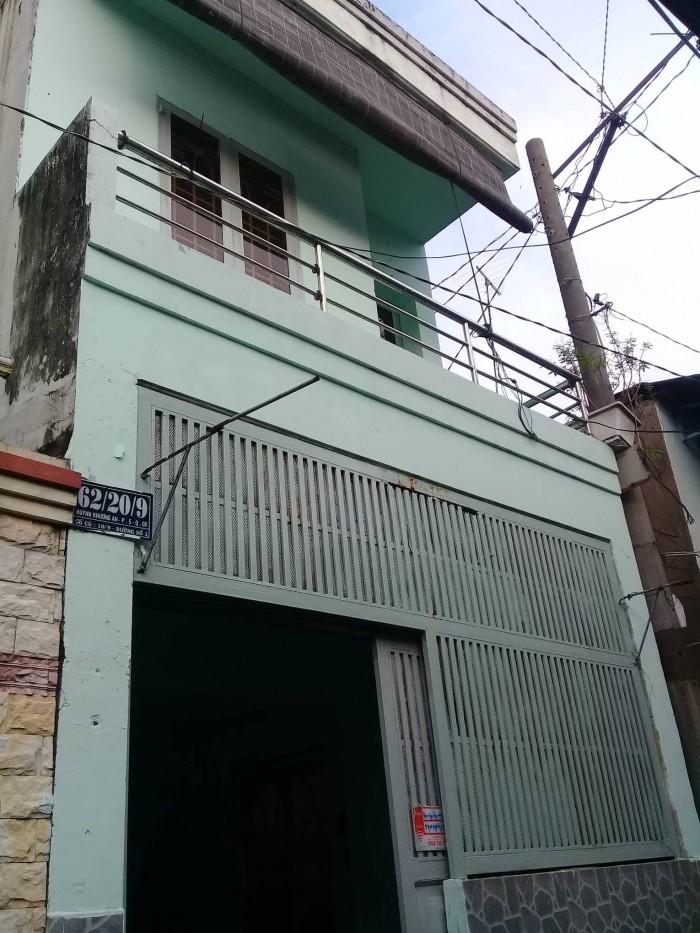Chính chủ bán nhà, Quận Gò Vấp, Hồ Chí Minh. S=32m2