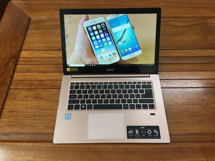 Acer Swift SF314 Core i3 7130u Ram 4 SSD 256 1.6Kg11