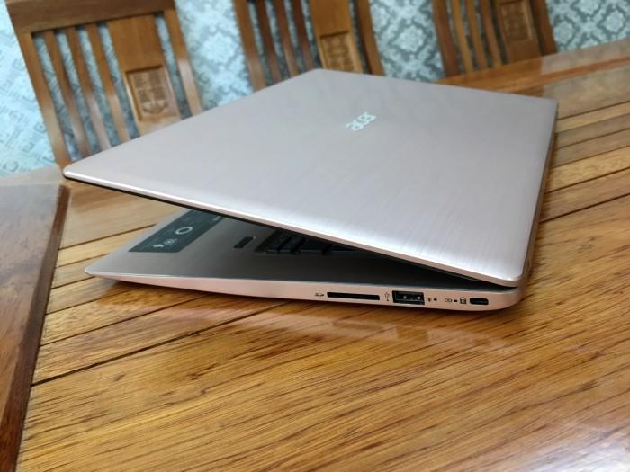 Acer Swift SF314 Core i3 7130u Ram 4 SSD 256 1.6Kg6