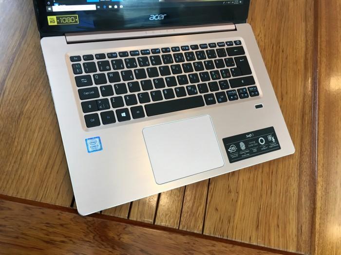 Acer Swift SF314 Core i3 7130u Ram 4 SSD 256 1.6Kg3