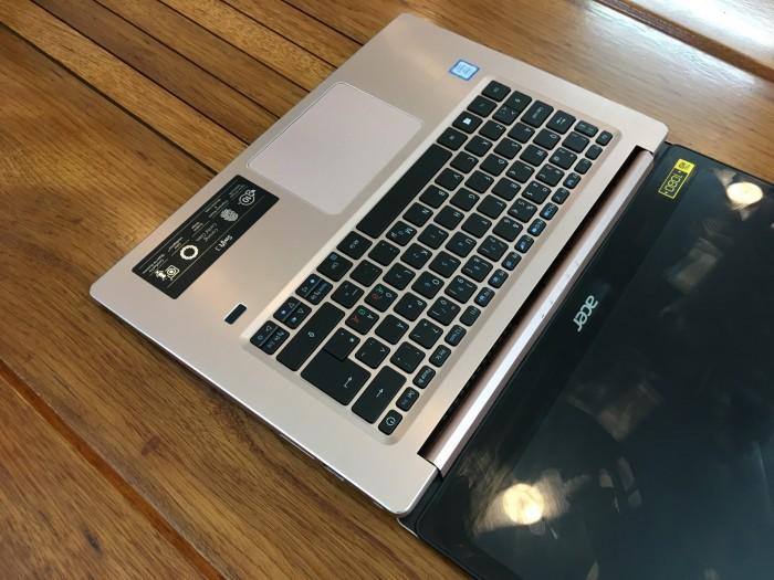 Acer Swift SF314 Core i3 7130u Ram 4 SSD 256 1.6Kg1