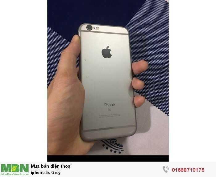 Iphone 6s Grey0