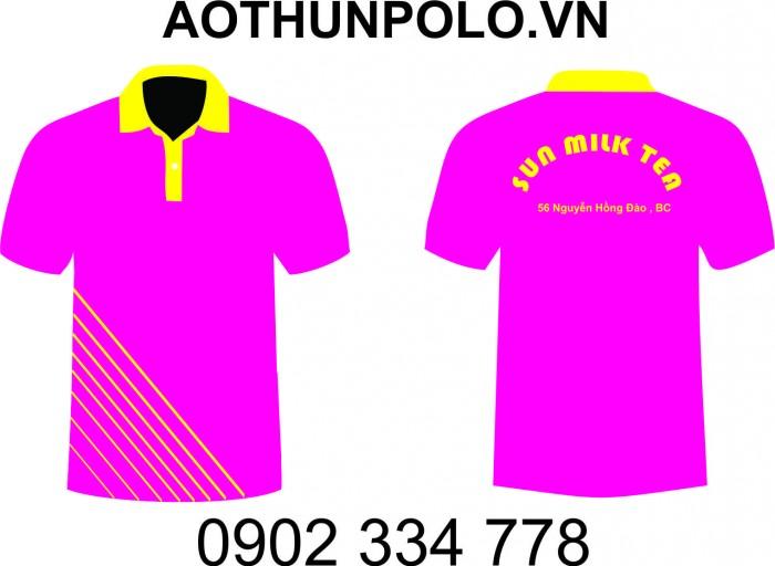 xưởng may áo thun đồng phục giá rẽ