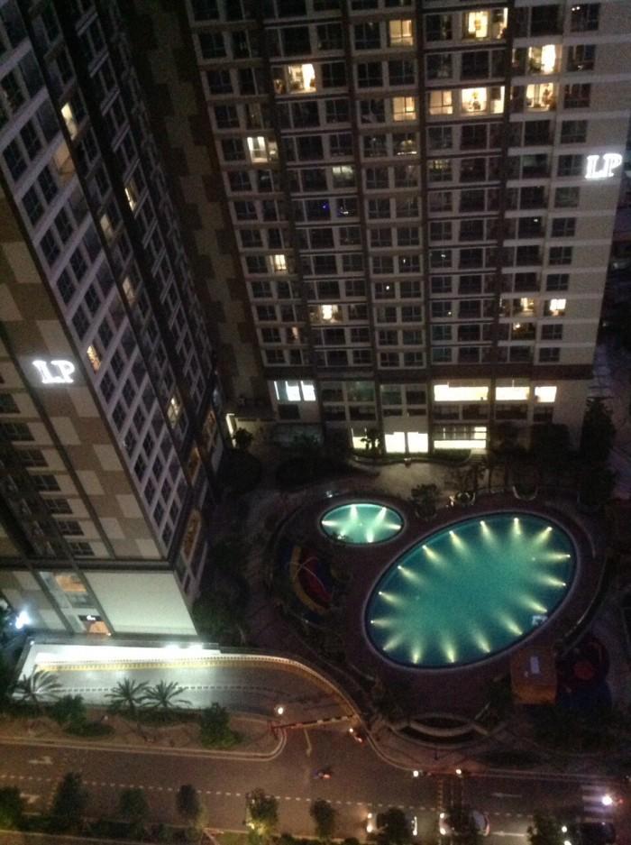 Cho thuê gấp căn 2 phòng ngủ L4 Vinhome Central Park
