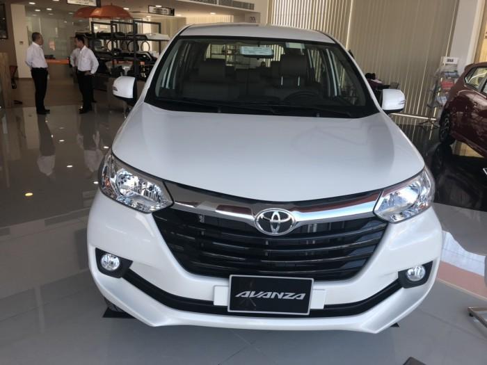 Toyota Avanza sản xuất năm 2019 Số tự động Động cơ Xăng