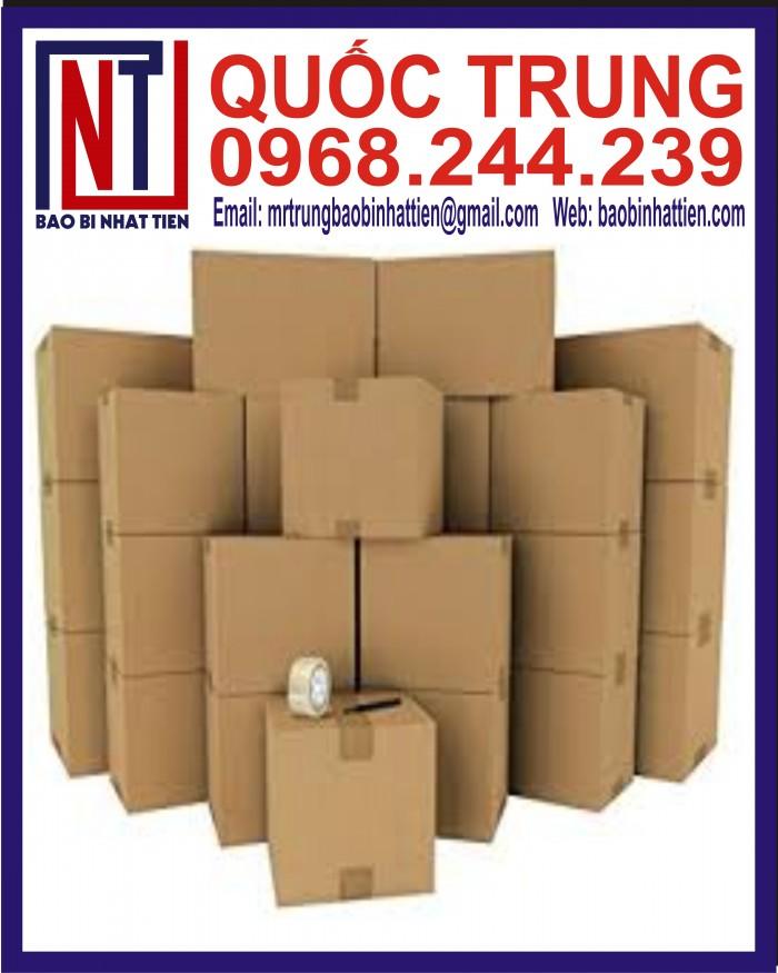 Sản Xuất Thùng Carton Hình Hộp2
