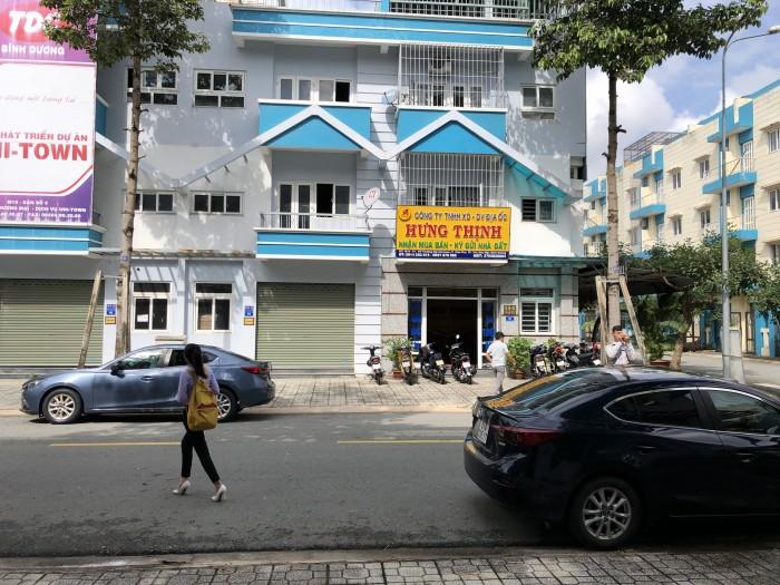 Nhà Thương Mại Uni Town nơi cuộc sống thăng hoa