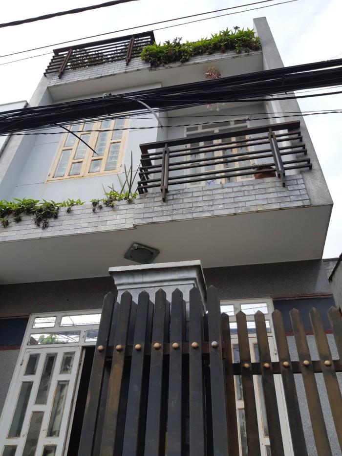 Cần bán gấp căn nhà đường 144 mặt tiền .