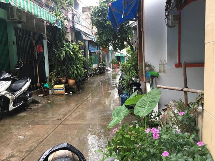 Bán nhà hẻm xe hơi 445 Tân Hòa Đông