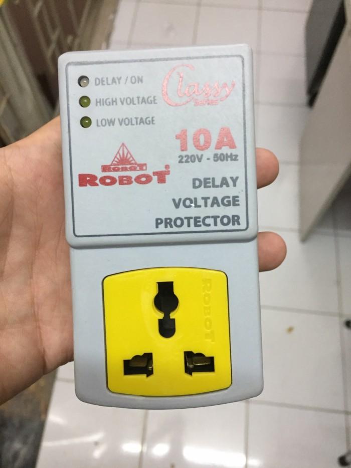 Ổ cắm bảo vệ điện áp Robot DELAY0