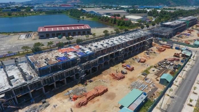 Nhà mặt phố trung tâm Liên Chiểu Đà Nẵng, cam kết sinh lời 10%/năm từ CĐT.