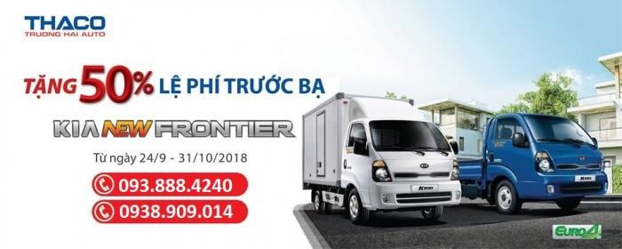 Khuyến mãi trước bạ xe tải Kia Frontier động cơ Hyundai K200, K250 - Trả góp 85% giá trị xe tại Thaco Tiền Giang Long An Bến Tre 5