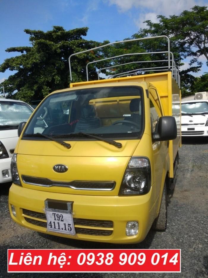 Khuyến mãi trước bạ xe tải Kia Frontier động cơ Hyundai K200, K250 - Trả góp 85% giá trị xe tại Thaco Tiền Giang Long An Bến Tre 4