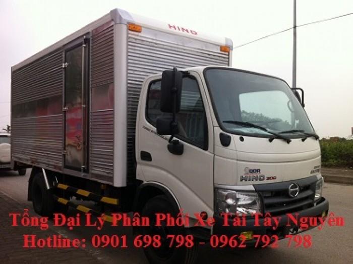 Xe tải Hino 3,5 tấn thùng dài 5,7m nhập khẩu nguyên chiếc 1