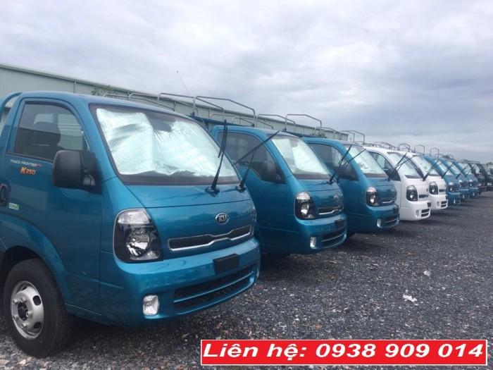 Khuyến mãi trước bạ xe tải Kia Frontier động cơ Hyundai K200, K250 - Trả góp 85% giá trị xe tại Thaco Tiền Giang Long An Bến Tre 2