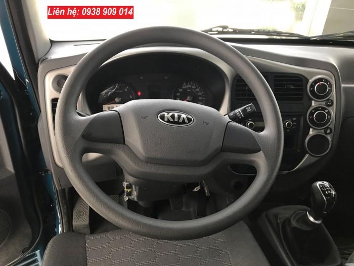 Khuyến mãi trước bạ xe tải Kia Frontier động cơ Hyundai K200, K250 - Trả góp 85% giá trị xe tại Thaco Tiền Giang Long An Bến Tre