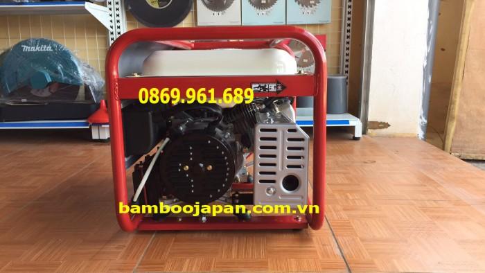 Máy Phát Điện Bamboo 3800 C (2,8Kw; Xăng; Giật Tay)3