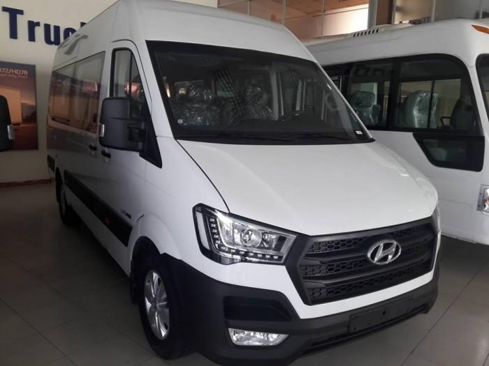 Giá Xe Hyundai Solati 16 Chỗ 2018 , Xe 16 Chỗ Hyundai Solati H350 Trả Góp 3
