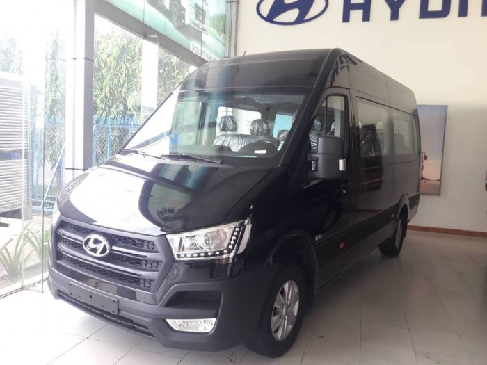 Giá Xe Hyundai Solati 16 Chỗ 2018 , Xe 16 Chỗ Hyundai Solati H350 Trả Góp 2