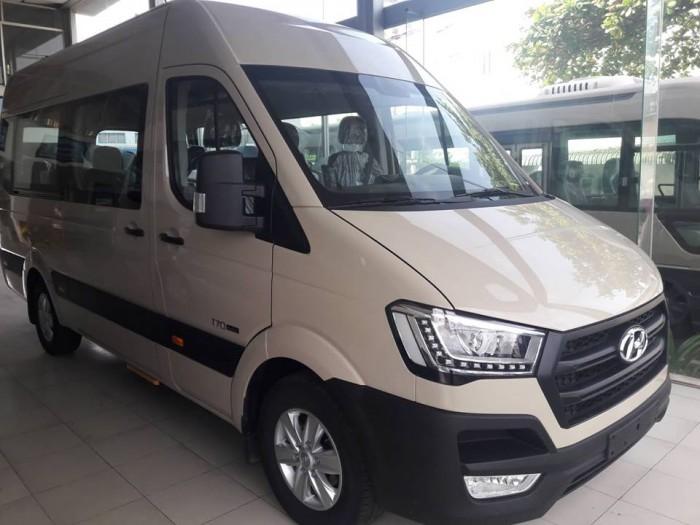 Giá Xe Hyundai Solati 16 Chỗ 2018 , Xe 16 Chỗ Hyundai Solati H350 Trả Góp 1