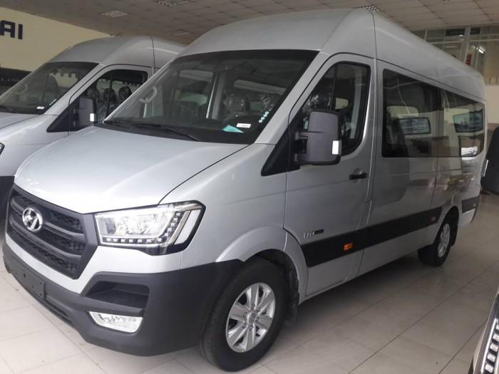 Hyundai Solati sản xuất năm 2018 Số tay (số sàn) Dầu diesel