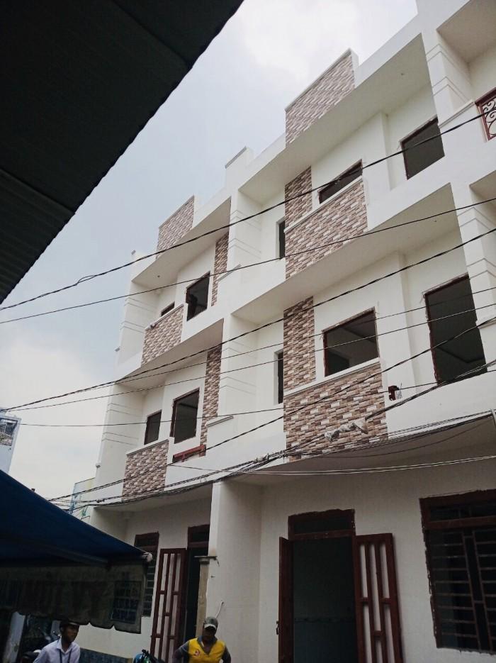 Cần Bán gấp Nhà Mới 1trệt 2 lầu,Tân Kì Tân Quý,Bình Tân