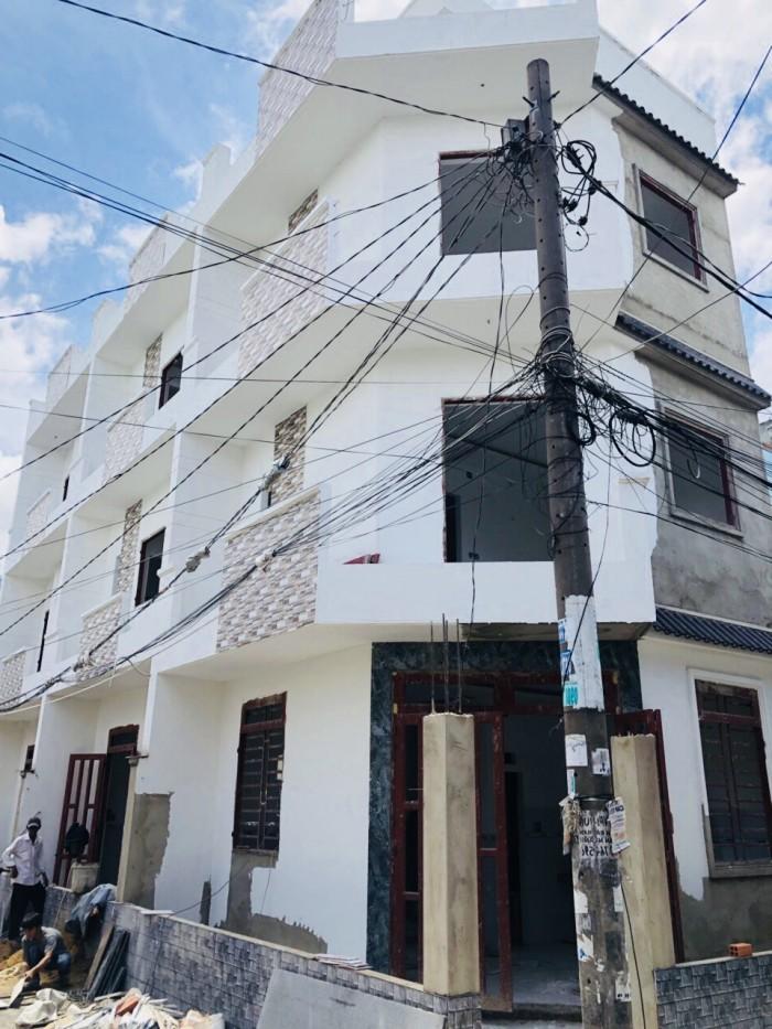 Bán nhà hẻm Tân Kì Tân Quý,DT: 5x7m, hẻm 6m thông