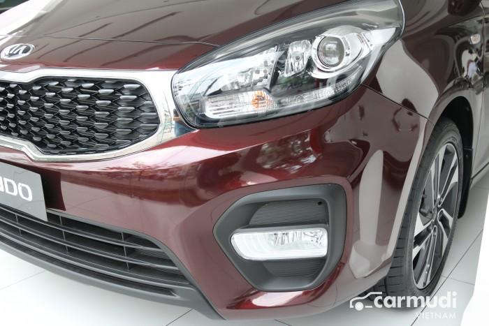 KIA RONDO F/L vừa ra mắt 4 phiên bản nâng cấp option và động cơ toàn diện 0