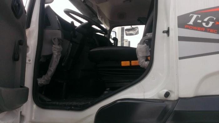 Xe tải Dongfeng 4 chân 19 tấn 1 thùng dài tải cao giá rẻ 4