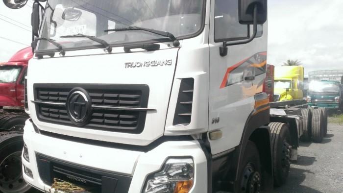 Xe tải Dongfeng 4 chân 19 tấn 1 thùng dài tải cao giá rẻ 1