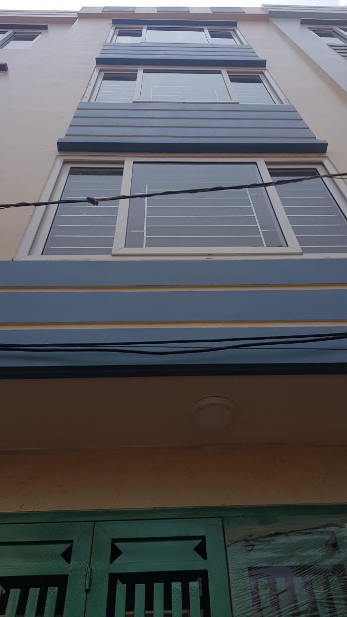 Cần bán nhà (tầng lửng) phố Mậu Lương-Đa sỹ(40m2*4 tầng*4 PN) (miễn trung gian)