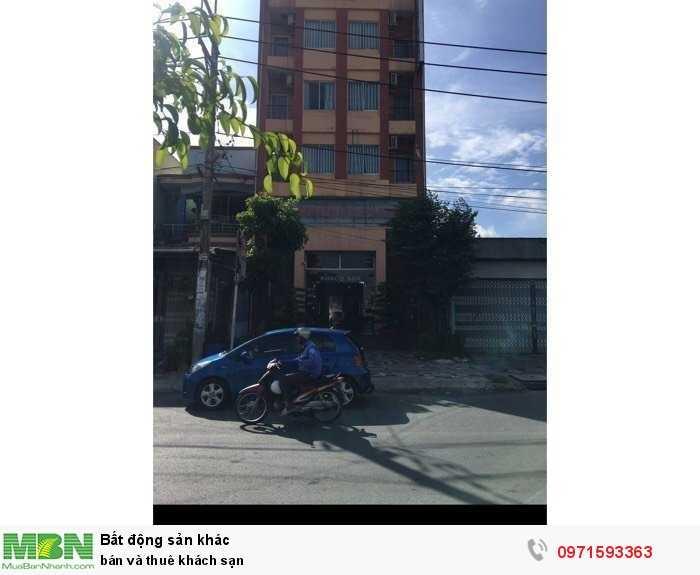 Bán Và Thuê Khách Sạn