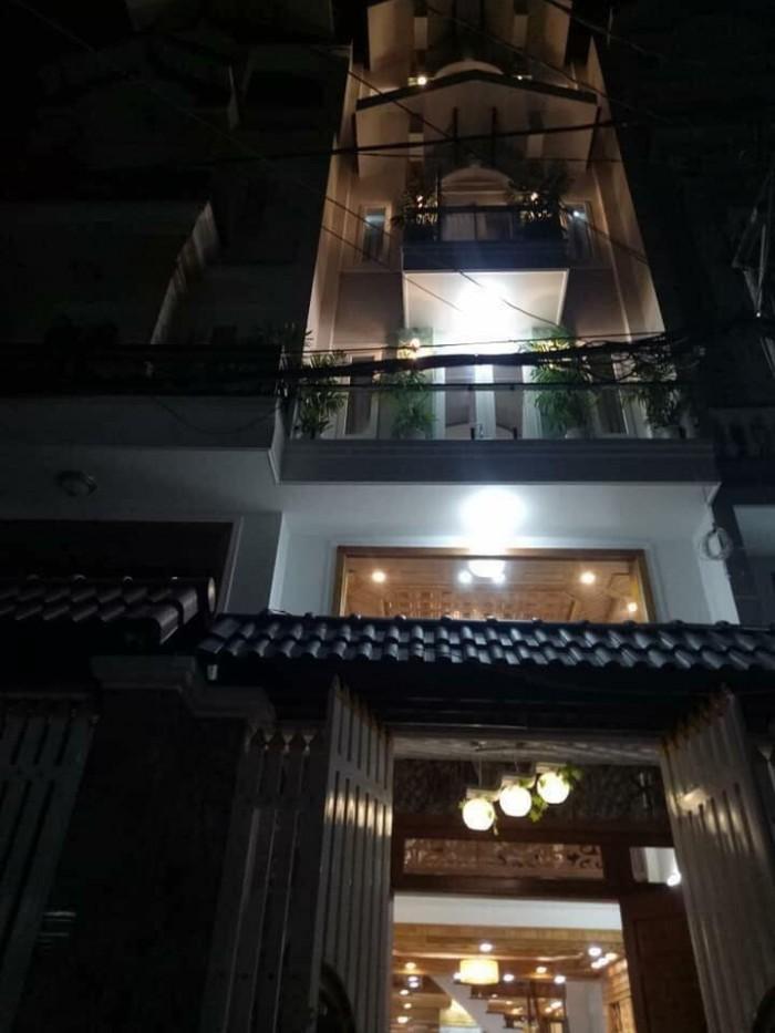 Siêu phẩm nhà phố - Quang Trung, P8, Gò Vấp