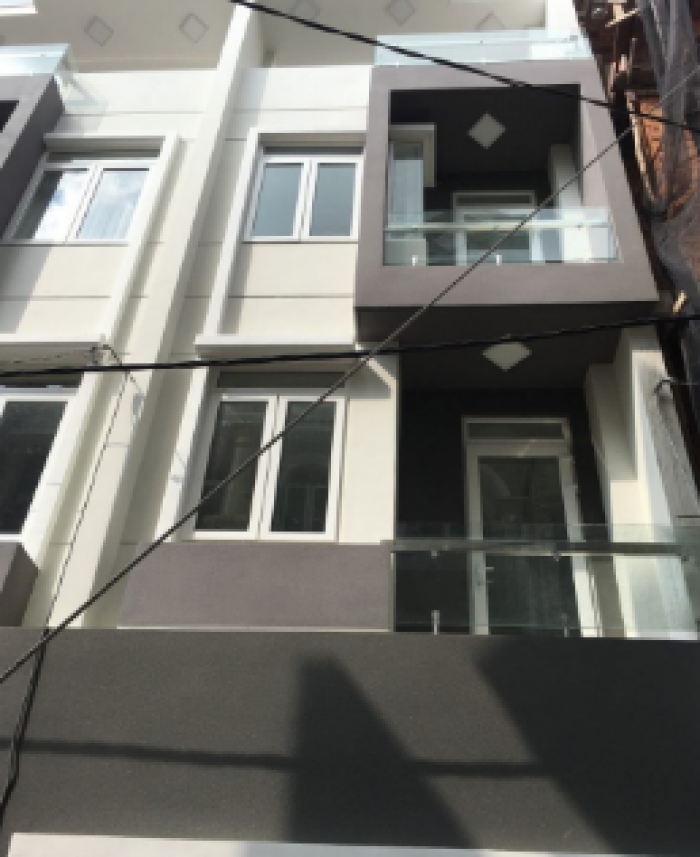 Hẻm nhựa 7m, đường Bình Giã, Tân Bình, DT: 5x15m, 2 lầu