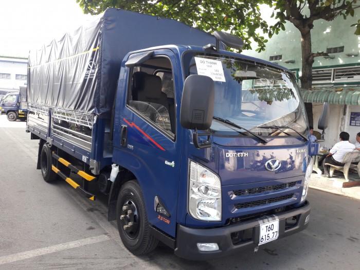 Giá Xe Tải Hyundai IZ65 2.5 Tấn Thùng Mui Bạt 2018, Đô Thành IZ65 Gold 2.5 Tấn Trả Góp