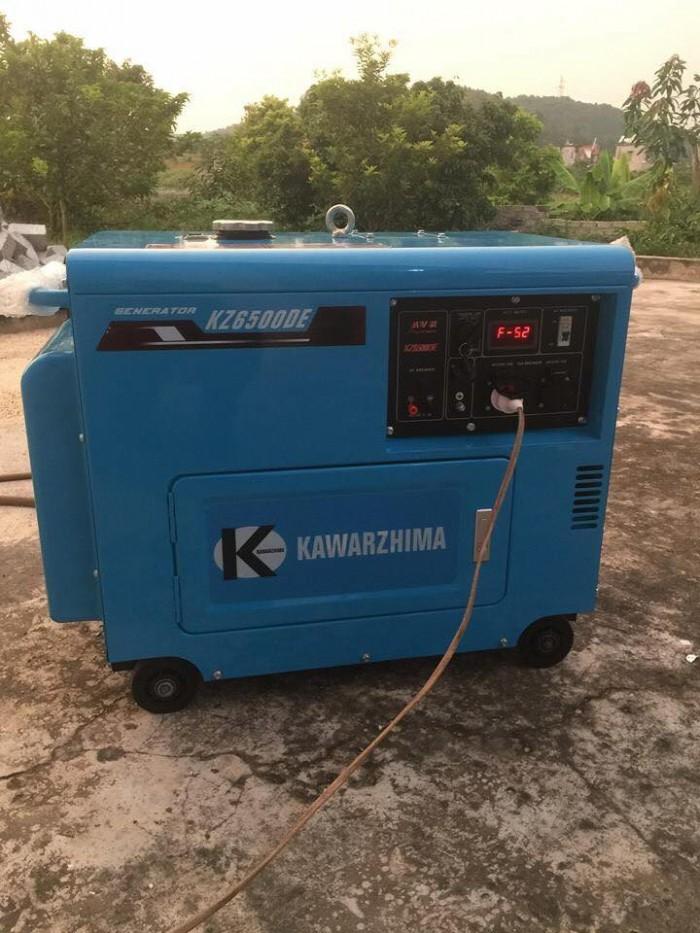 Máy phát điện Kawazhima 65000