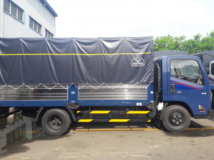 Giá xe tải 1.9 tấn IZ65 thùng bạt - Hỗ trợ vay ngân hàng đến 80% , trong 5 năm