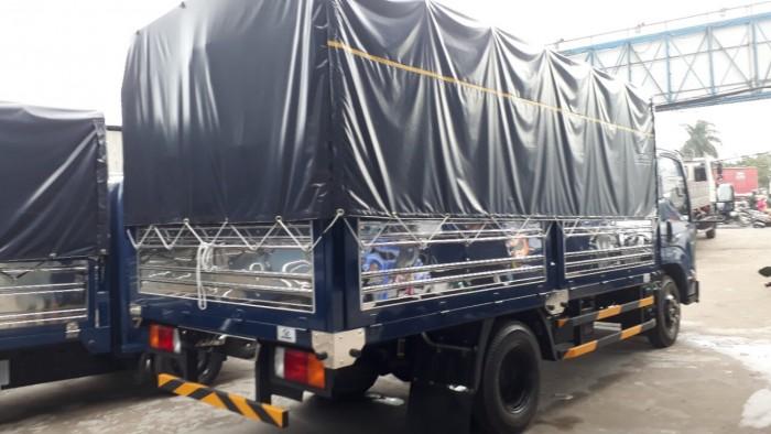 Khuyến mãi mua xe tải IZ65 1.9 tấn, thùng mui bạt - Trả trước 100 triệXe tải IZ65 1.9 tấn, thùng mui bạt - Trả trước 100 triệu, giao luôn xe - Gọi 0931777073 (Mr Hồng 24/24)u, giao luôn xe