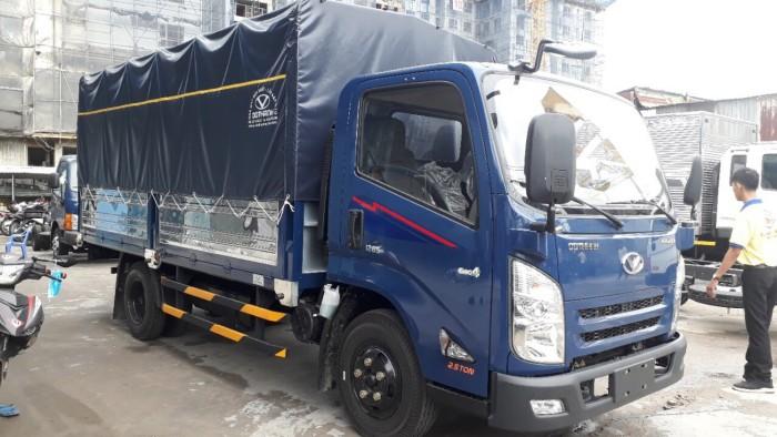 Xe tải IZ65 1.9 tấn, thùng mui bạt - Trả trước 100 triệu, giao luôn xe - Gọi 0931777073 (Mr Hồng 24/24)