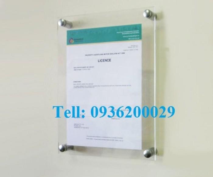 Nhận cung cấp các loại khung tranh, khung mica, khung poster với giá rẻ tại Hà nội25