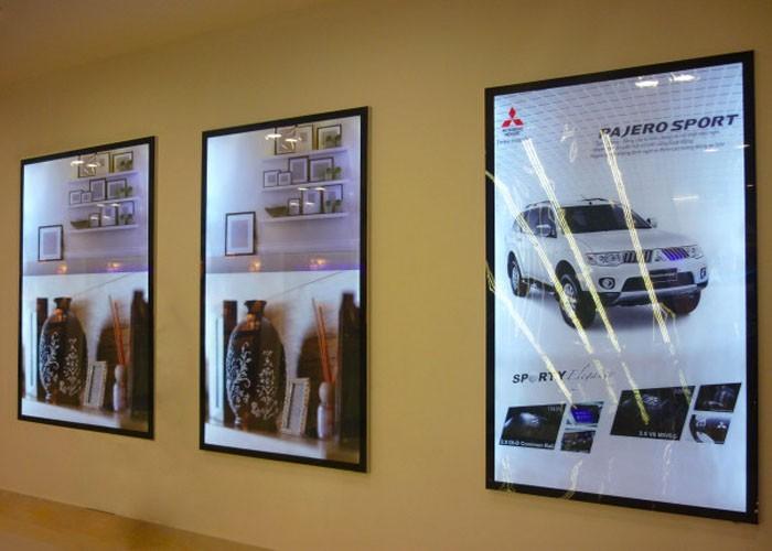 Nhận cung cấp các loại khung tranh, khung mica, khung poster với giá rẻ tại Hà nội23