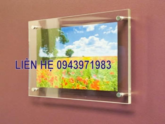 Nhận cung cấp các loại khung tranh, khung mica, khung poster với giá rẻ tại Hà nội13