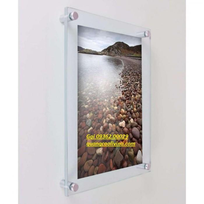 Nhận cung cấp các loại khung tranh, khung mica, khung poster với giá rẻ tại Hà nội1