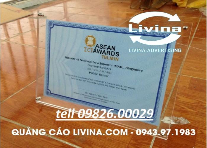 Nhận cung cấp các loại khung tranh, khung mica, khung poster với giá rẻ tại Hà nội7