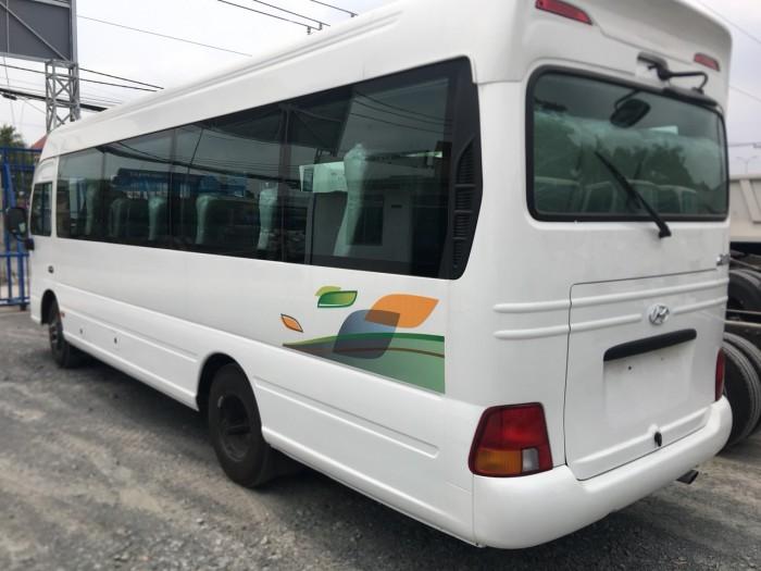 Xe khách Hyundai County SL 2018, mới 100%