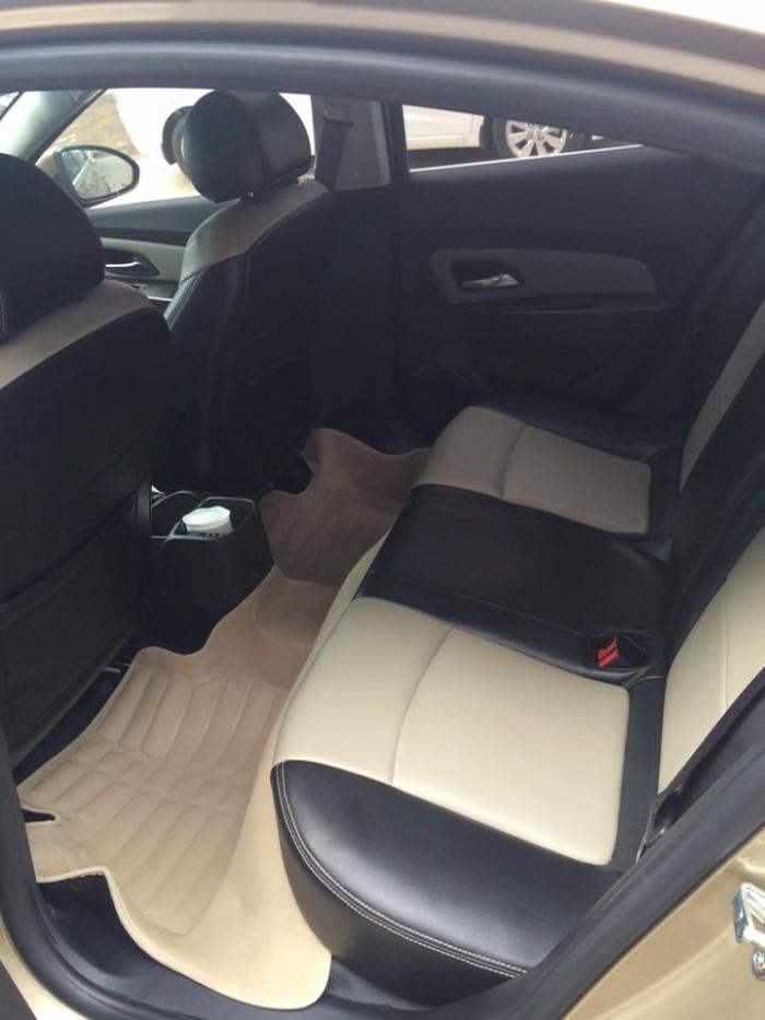Bán xe Chevrolet Cruze 2016 số sàn vàng cát 6