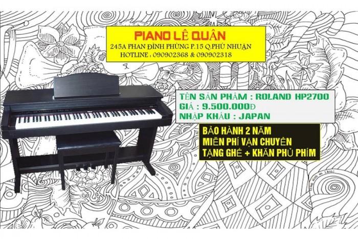 Piano Roland Hp 2700