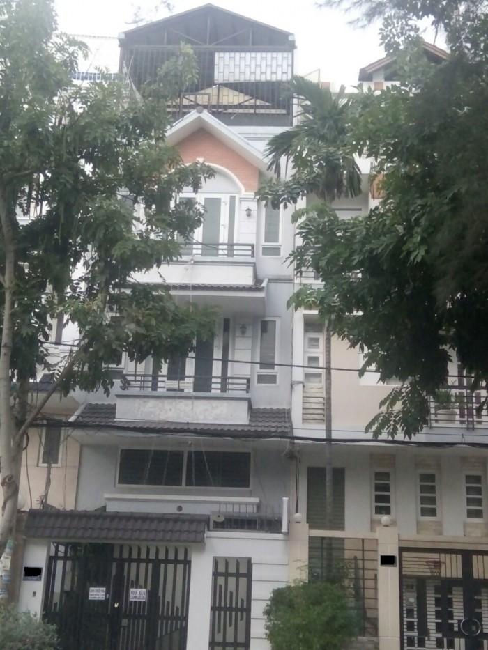 Bán gấp nhà phố  khu dân cư TRUNG SƠN Bình Chánh ,TP.HCM